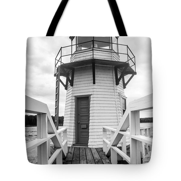 Doubling Point Light Tote Bag