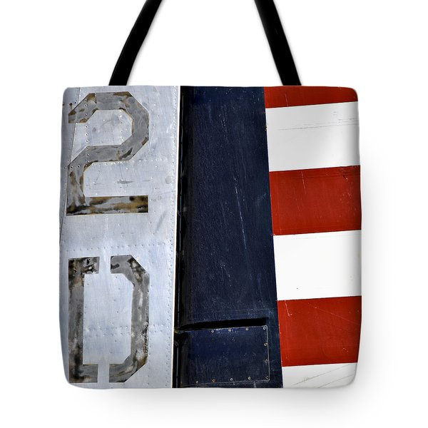 Douglas B-23 Dragon Tote Bag
