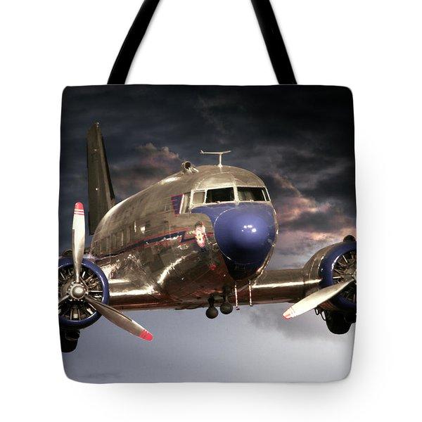 Douglas Dc 3 Tote Bag