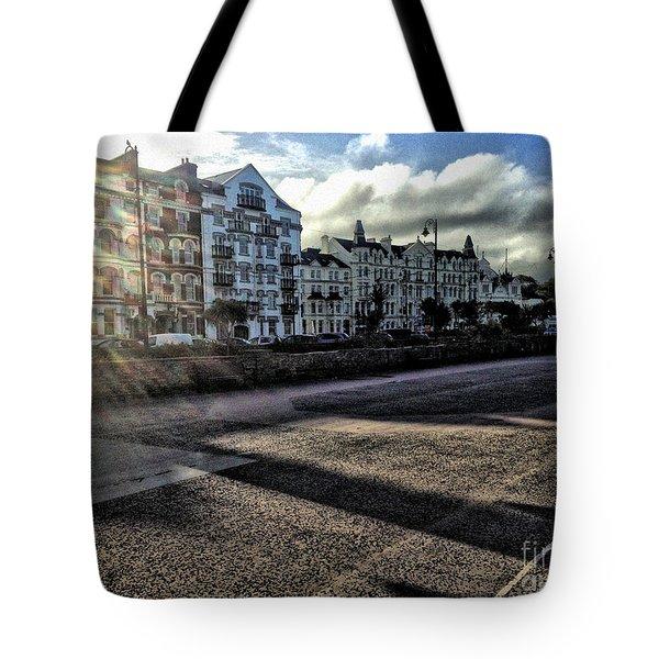 Douglas Sunset Tote Bag