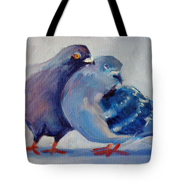 Doves Tote Bag