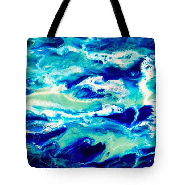 Down By The Seaside 1 Tote Bag