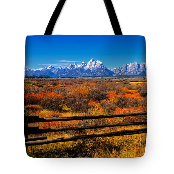 Tote Bag featuring the photograph Down In The Valley by Greg Norrell