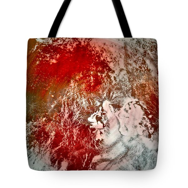 Down The Drain Tote Bag by Gwyn Newcombe