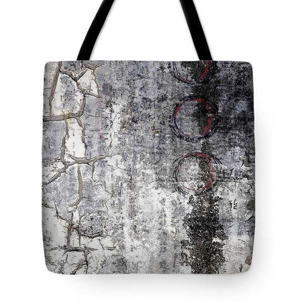 Down The Highway Tote Bag by Carol Leigh