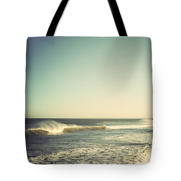 Down The Shore - Seaside Heights Jersey Shore Vintage Tote Bag