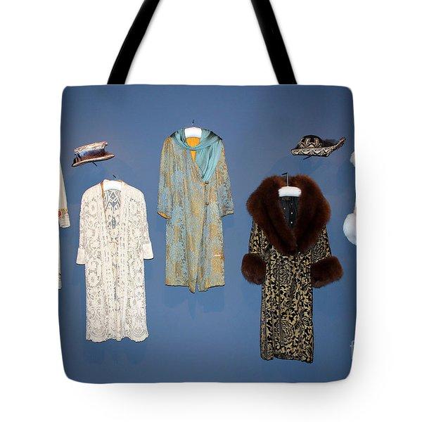 Downton Abbey Clothes Tote Bag