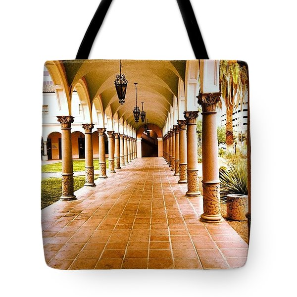 Downtown 2  Tote Bag