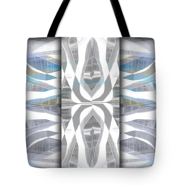Downtown 3 Tote Bag