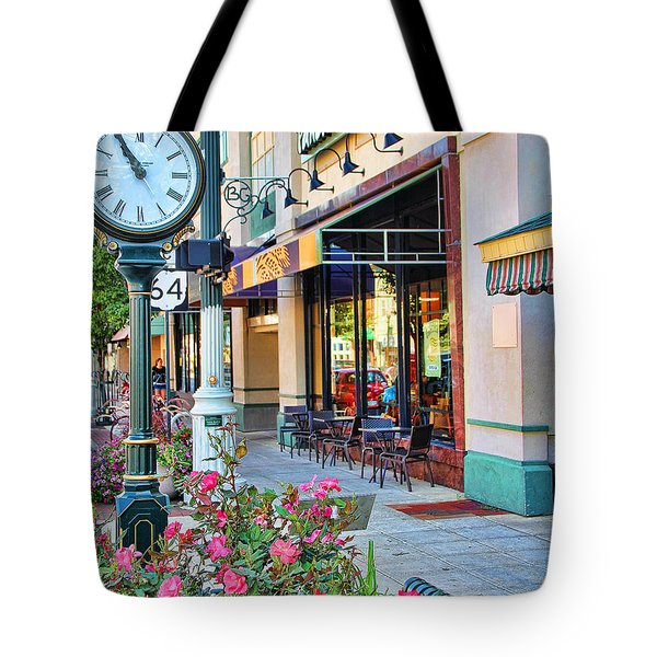 Downtown Bowling Green Tote Bag