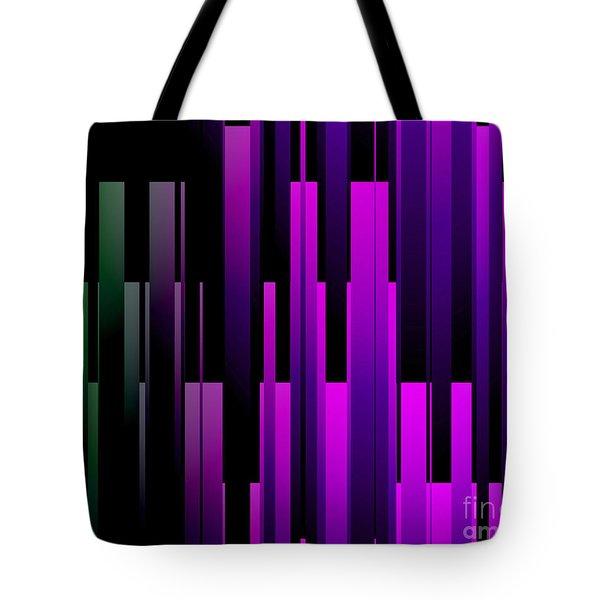 Downtown Tote Bag by Kristi Kruse