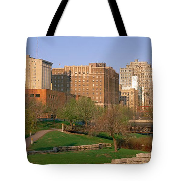 Downtown Omaha Ne Tote Bag