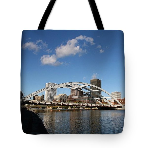 Downtown Rochester Tote Bag