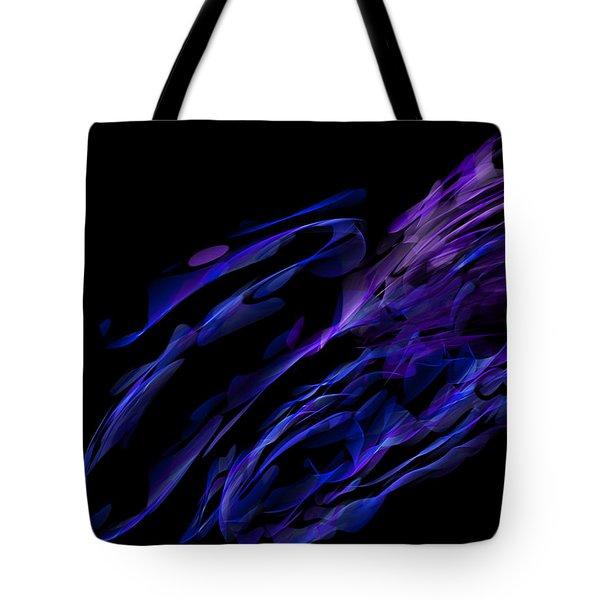 Draconus Sapphiric Tote Bag