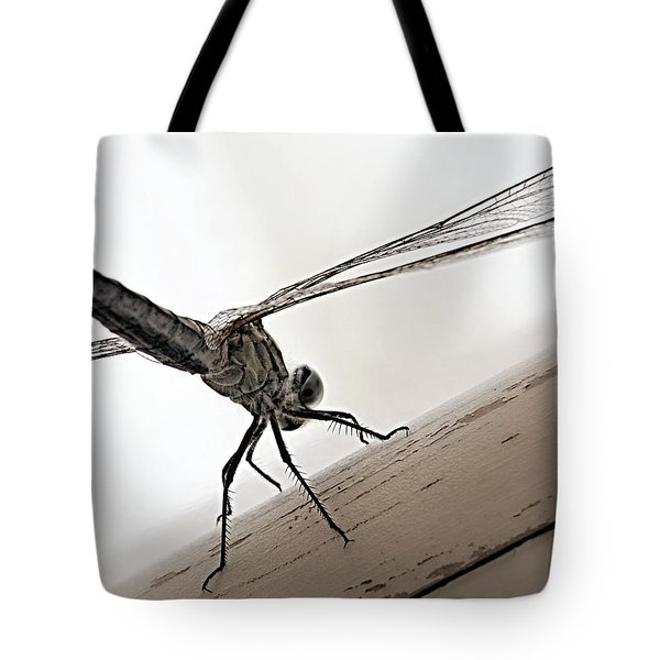 Dragon Of The Air  Tote Bag