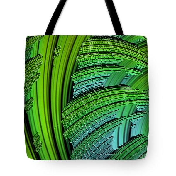Dragon Skin Tote Bag