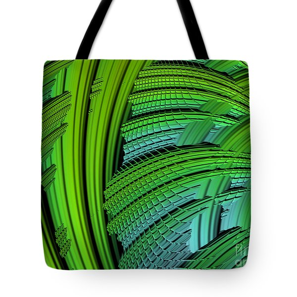 Dragon Skin Tote Bag