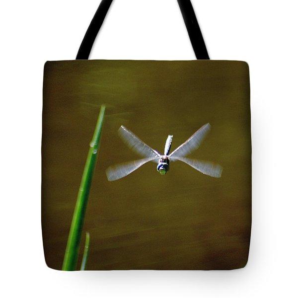 Dragonflight Tote Bag