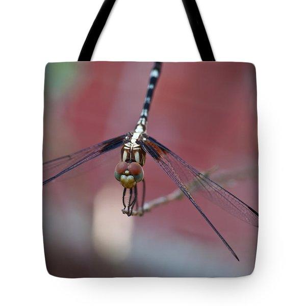 Dragonfly 2 Tote Bag by Mark Alder