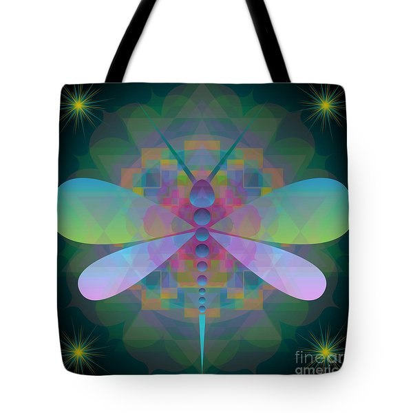 Dragonfly 2013 Tote Bag