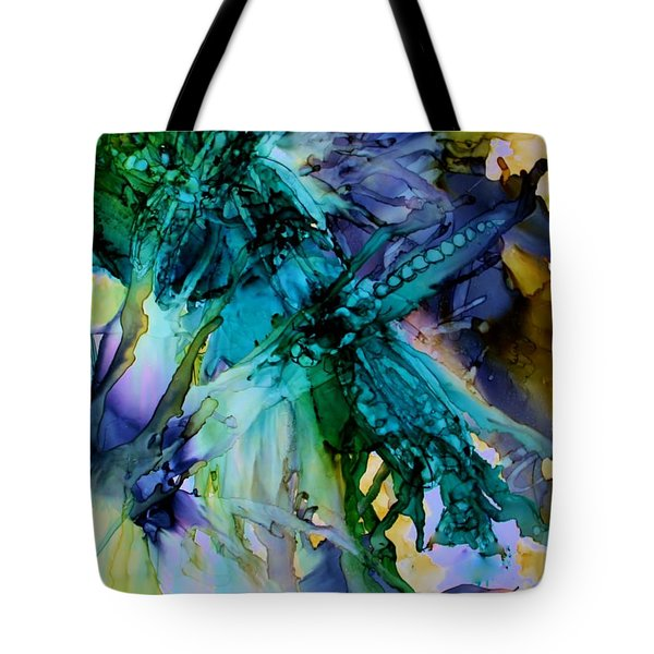 Dragonfly Dreamin Tote Bag