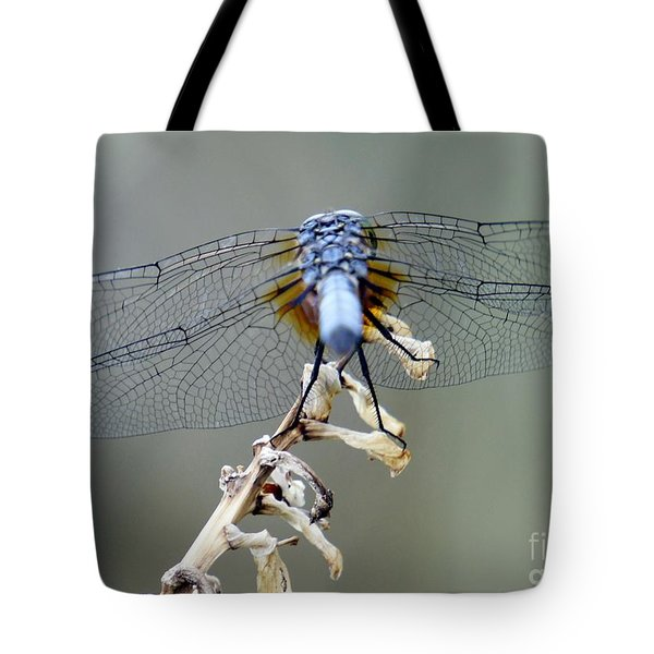 Dragonfly Wing Details II Tote Bag