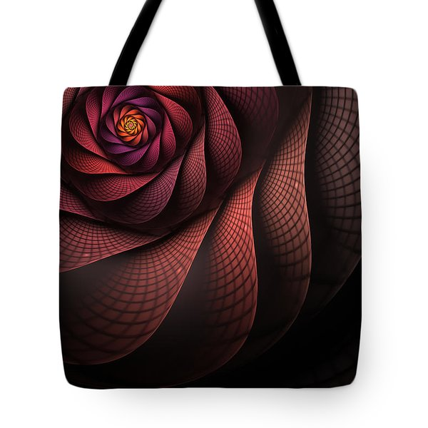 Dragonheart Tote Bag by John Edwards