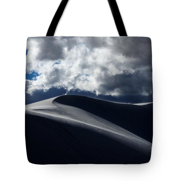 Drama On The Rim Tote Bag by Vivian Christopher