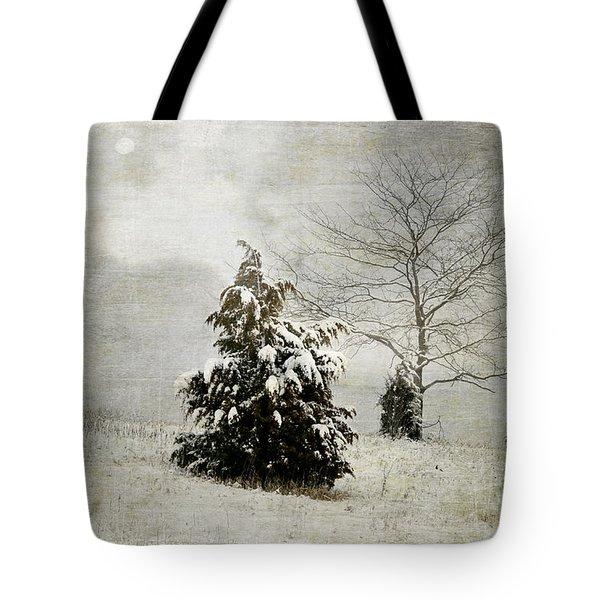 Dread Of Winter Tote Bag