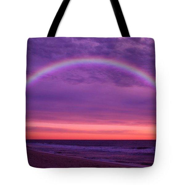 Dream Along The Ocean Tote Bag
