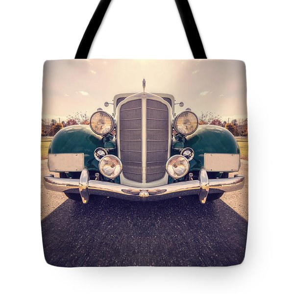 Dream Car Tote Bag by Edward Fielding