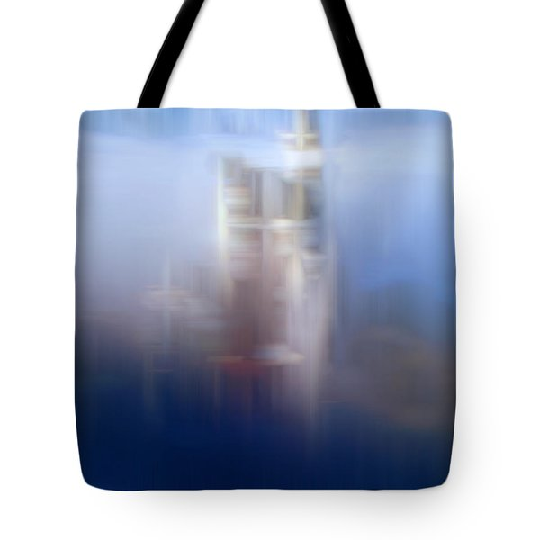 Dream Castle I Tote Bag