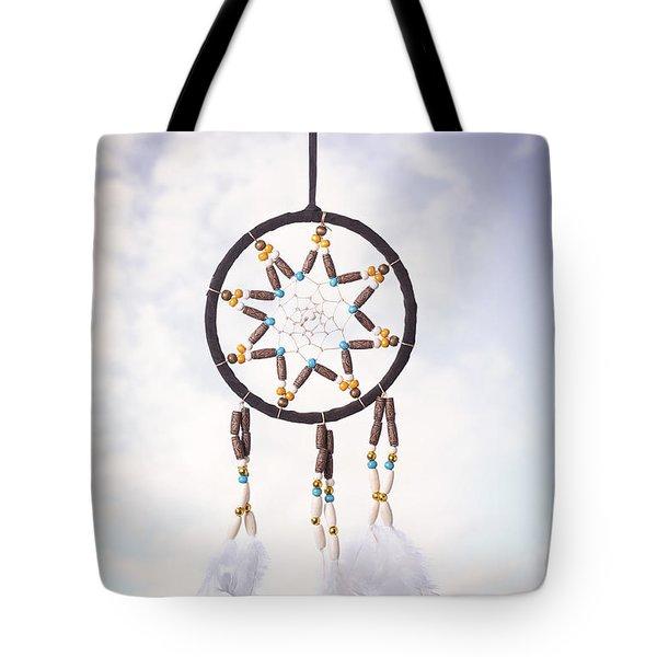 Dream Catcher Tote Bag by Amanda Elwell