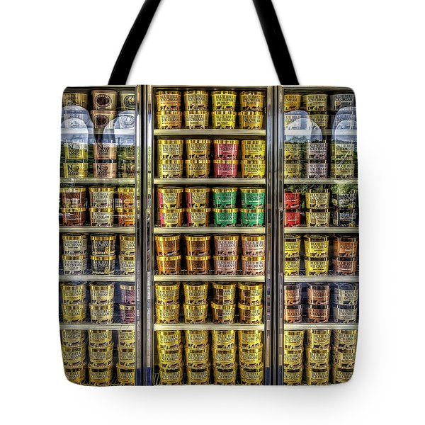 Dream Fridge Tote Bag