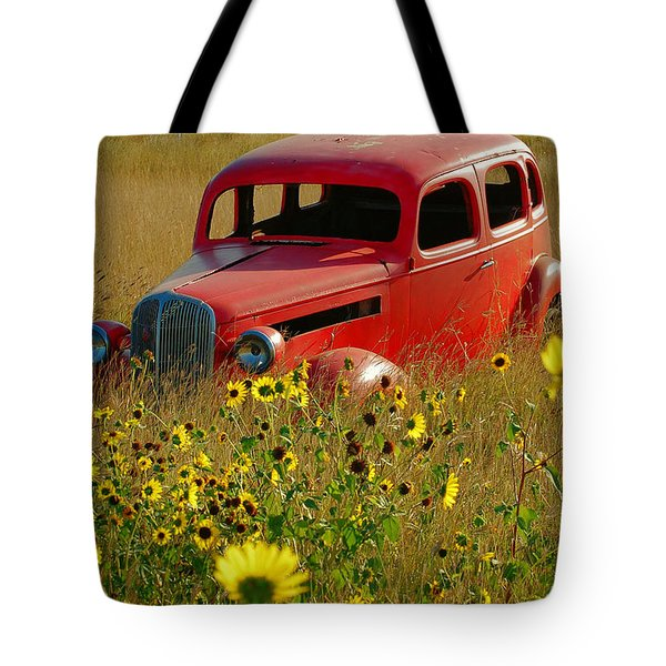 Tote Bag featuring the photograph Dream Left Behind by Leticia Latocki