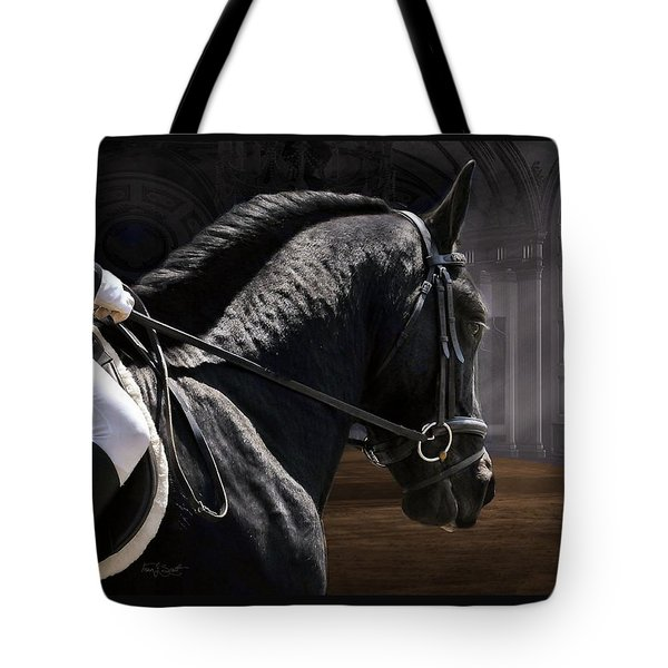 Dream Lofty Dreams Tote Bag by Fran J Scott