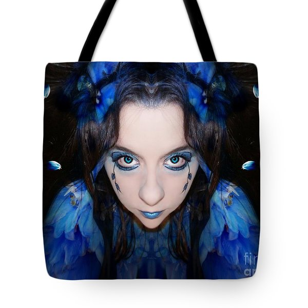 Tote Bag featuring the photograph Dream Myself Awake by Heather King