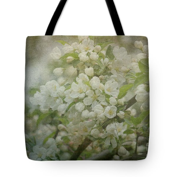 Dream Of Spring Tote Bag