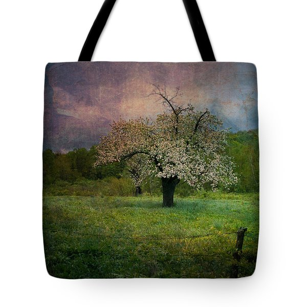 Tote Bag featuring the photograph Dream Of Spring by Jeff Folger