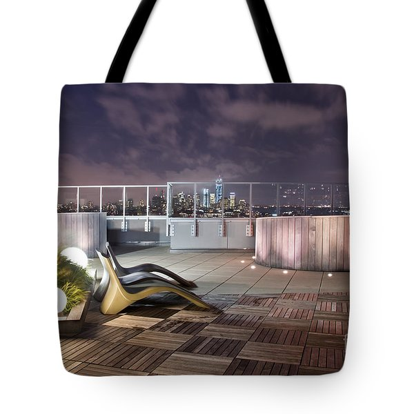 Dream On Until Tomorrow Tote Bag by Evelina Kremsdorf
