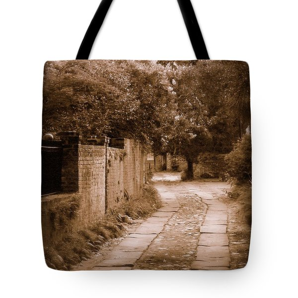 Tote Bag featuring the photograph Dream Road by Rodney Lee Williams