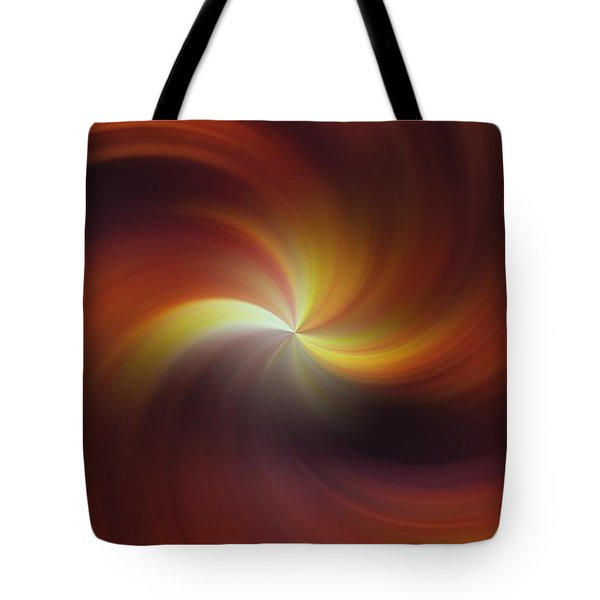 Dream Tunnel Tote Bag by Jeff Swan