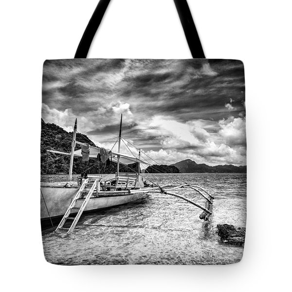 Dream Vacation Tote Bag