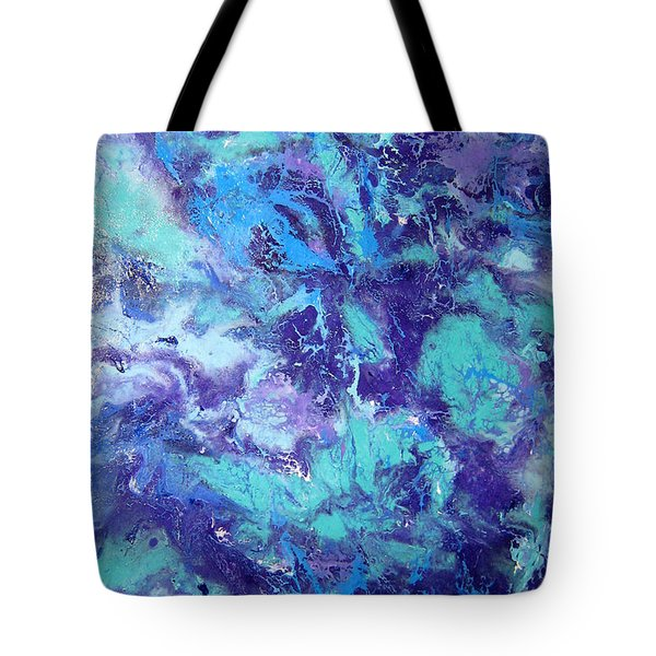 Dream Weaver II Tote Bag
