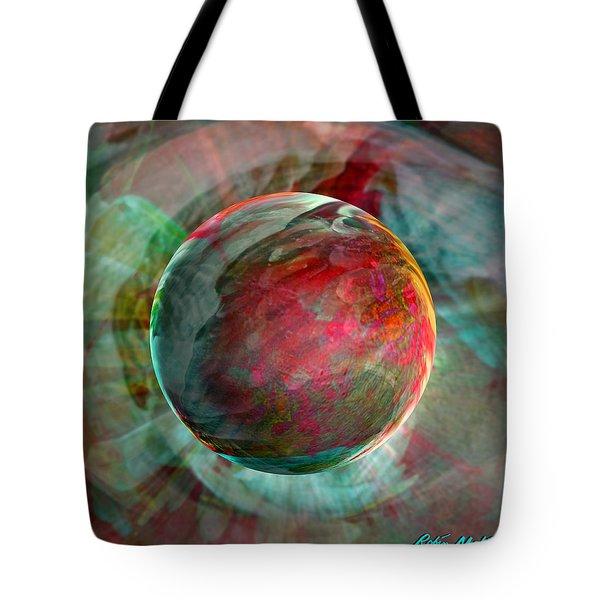 Dream Weaving Tote Bag by Robin Moline