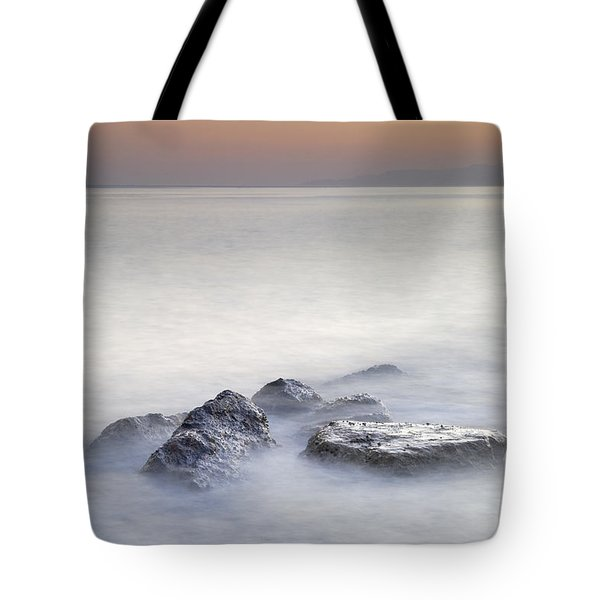 dreaming between the islands I Tote Bag by Guido Montanes Castillo