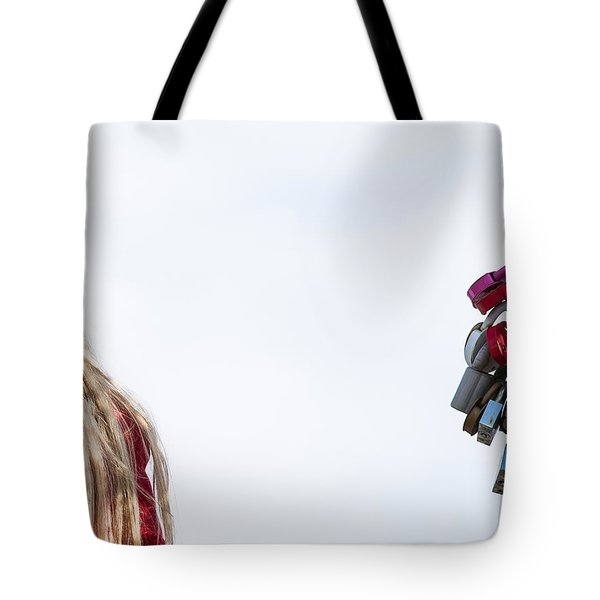 Dreaming - Featured 3 Tote Bag by Alexander Senin