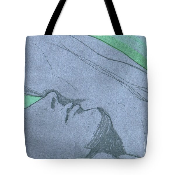 Dreaming Tote Bag by First Star Art