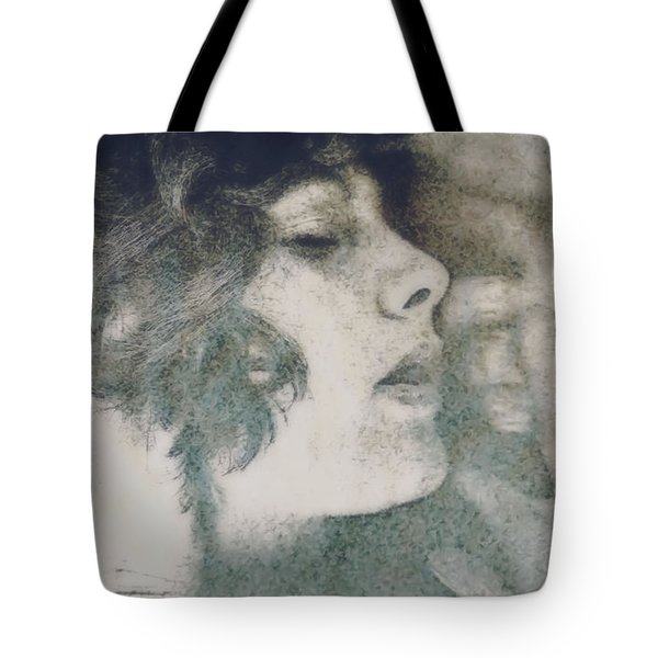 Dreaming II Tote Bag by Rory Sagner