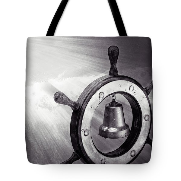 Dreaming Of The High Seas Tote Bag